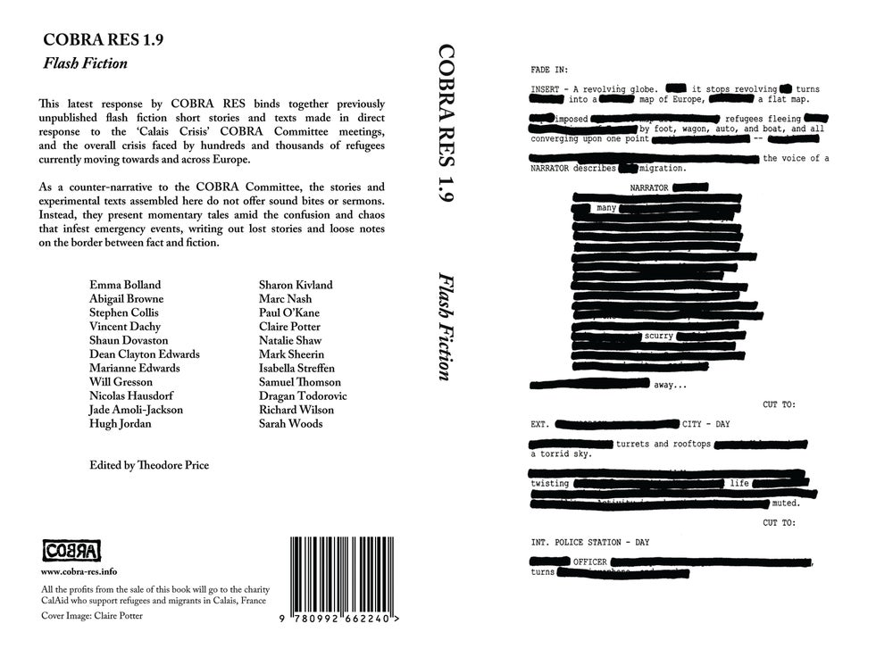 Image of COBRA 1.9 Book of Flash Fiction
