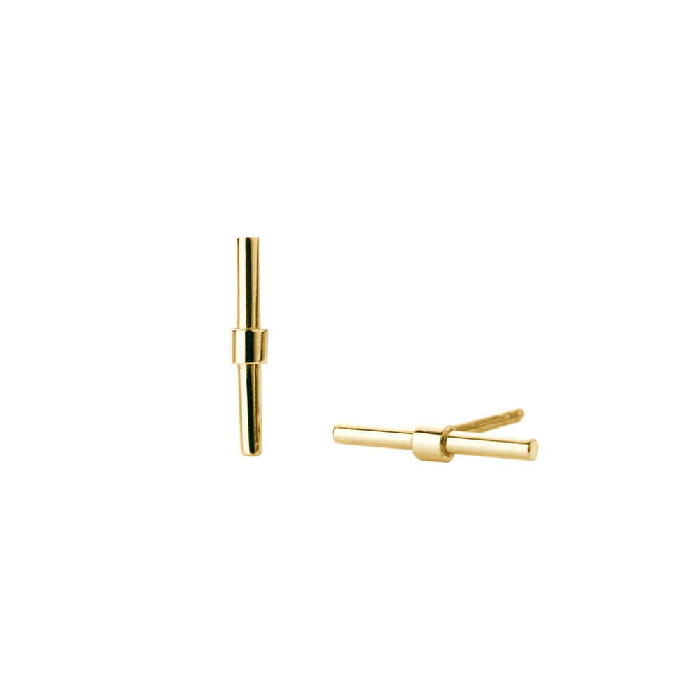 Image of An.no Simply Pin earring