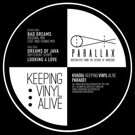 "Image of On 1 Crew EP - KVA006 / PARA001 - 12"" Vinyl - SOLD OUT"