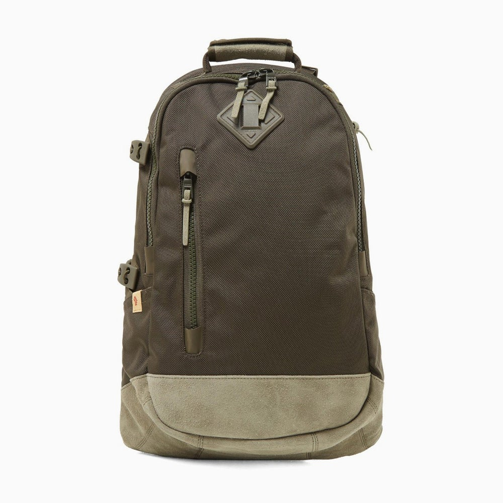 Image of visvim BALLISTIC 20L Backpack - OLIVE