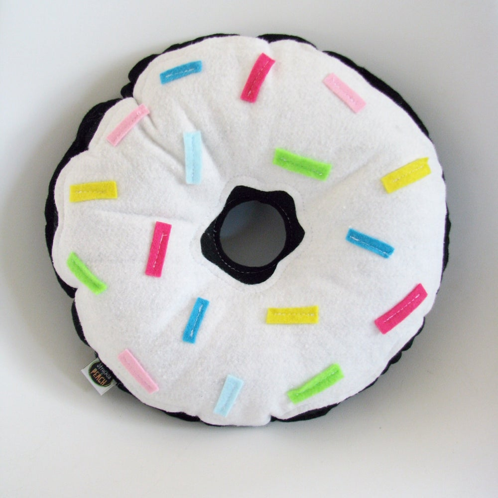Image of | POP DONUTS | BLACK - WHITE - MULTI