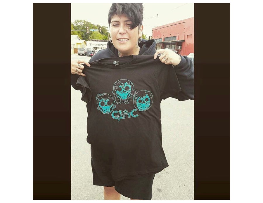 Image of Girl In A Coma Day Of The Dead Shirts