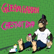 "Image of Chestnut Road / Gleam Garden - Split 7"" (green vinyl)"