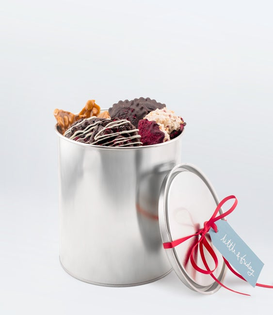 Image of Xmas Biscuit Tin