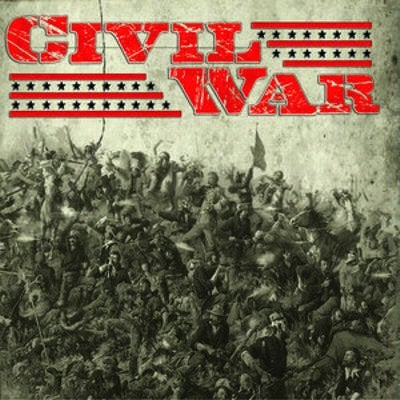 Image of Civil War - Civil War [EP CD]