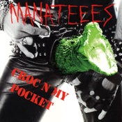 "Image of Manateees - 'Croc N My Pocket' 12"" EP  12XU 085-1"