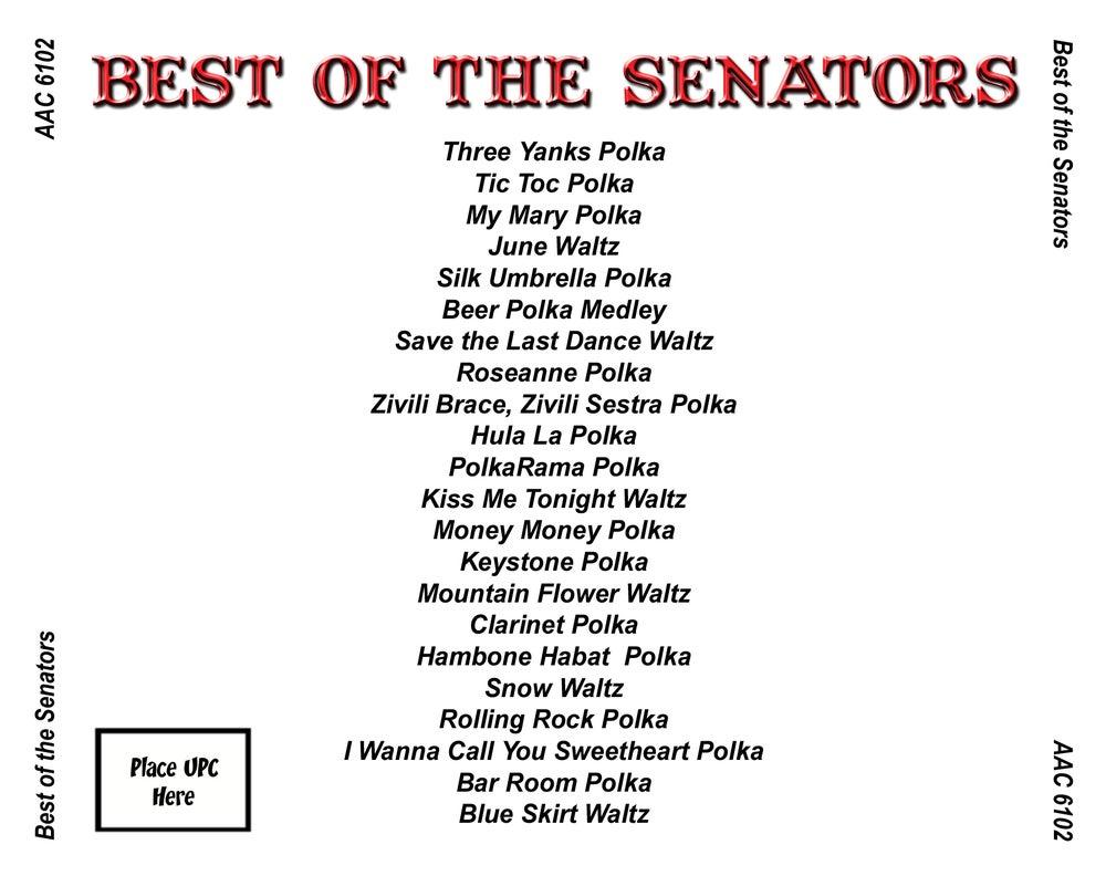 Image of Best of the Senators
