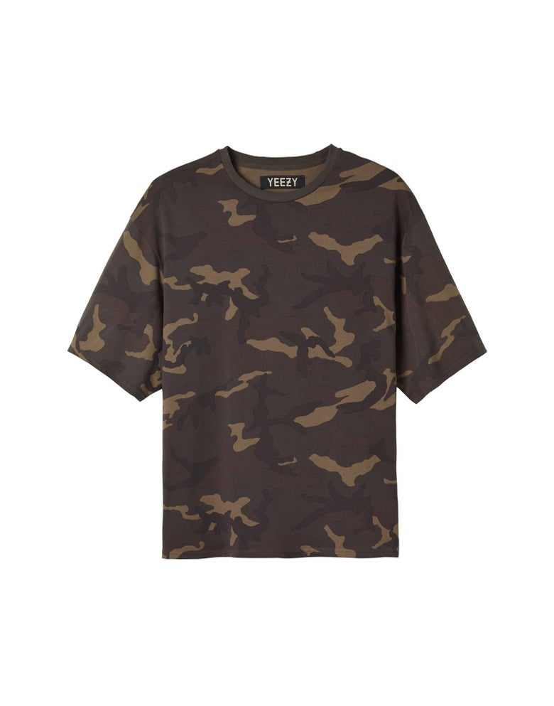 Image of YEEZY Season 1 Camo Tee