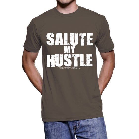 Image of Salute My Hustle T-Shirt (M)
