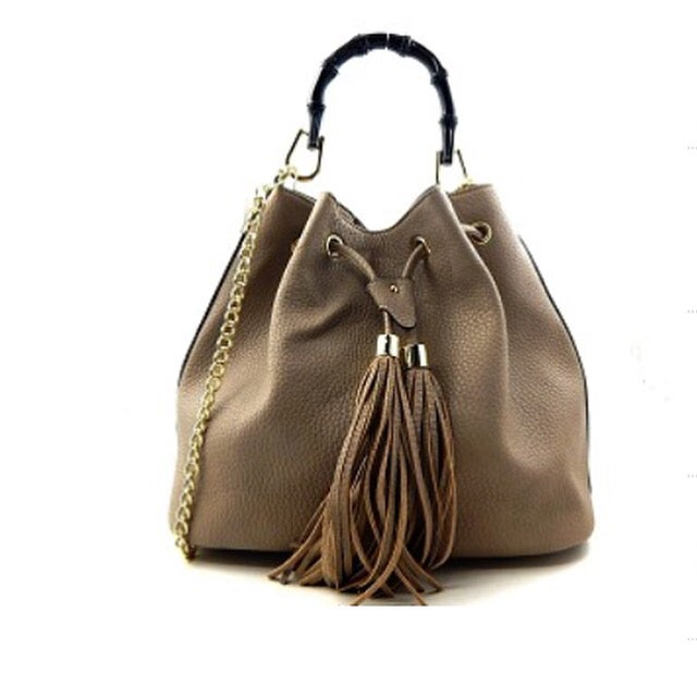 Image of Evelyn Tassel Handbags