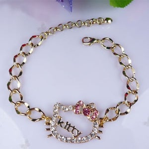 Image of Hello Kitty Jewelry