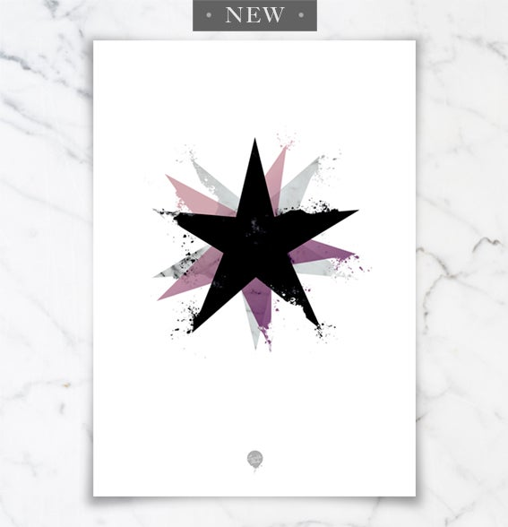 """Image of Poster: """"Star"""""""