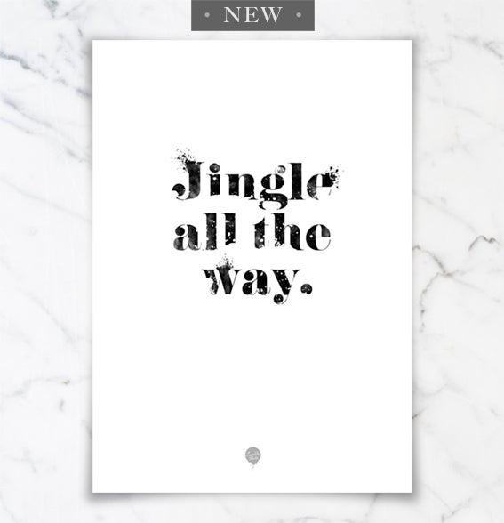 """Image of Poster: """"Jingle"""""""
