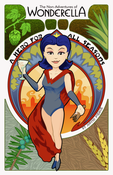 Image of Wonderella: A Hero For all Seasons