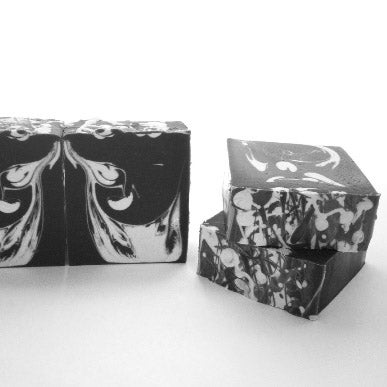 Image of Mantastic Soap - Handmade Soap Made with Beer and Activated Charcoal