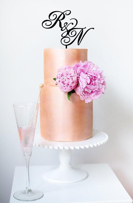 Image of Wedding Monogram
