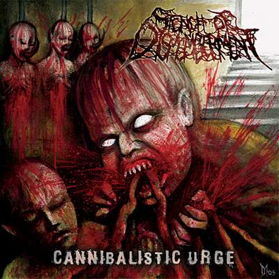 Image of Stench Of Dismemberment - Cannibalistic Urge - CD