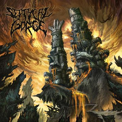 Image of Septycal Gorge - Erase The Insignificant - CD