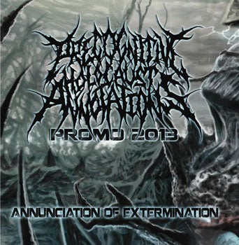 Image of Precognitive Holocaust Annotations - Annunciation Of Extermination - CD