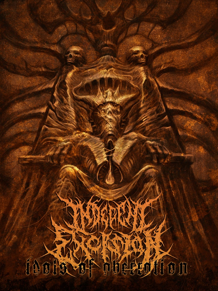 Image of Indecent Excision - Aberration - DVD Box Edition - CD