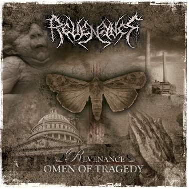 Image of Revenance - Omen Of Tragedy - CD