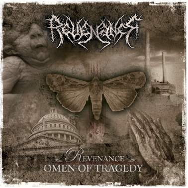 Image of Revenance - Omen Of Tragedy - CD