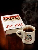 Image of The Joe Hill Collection: NOS4A2 Christmasland mug - SOLD OUT!