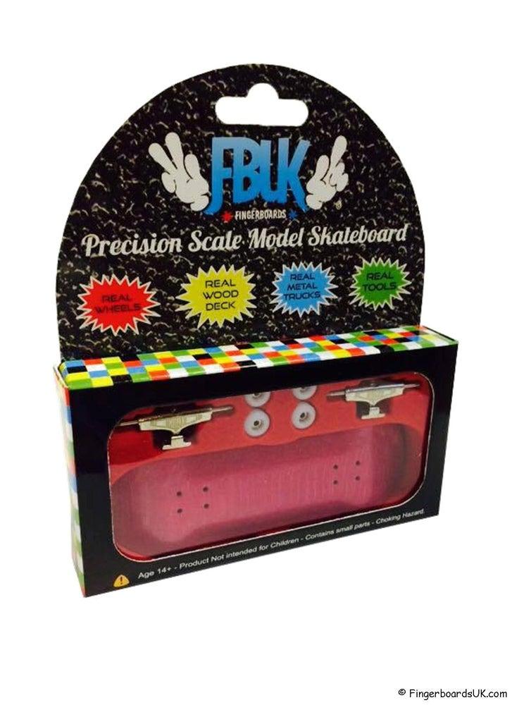 Image of FBUK Blank Starter Setup - 30mm Pink