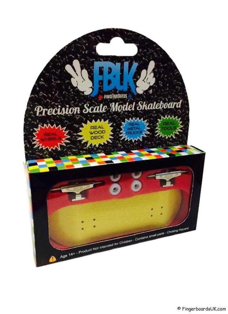 Image of FBUK Blank Starter Setup - 30mm Yellow