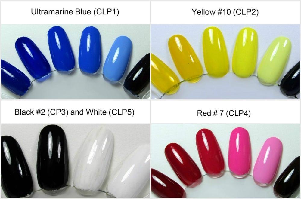 Image of Liquid Colorants <p> (8 oz.)  </p> 10 Colors Available