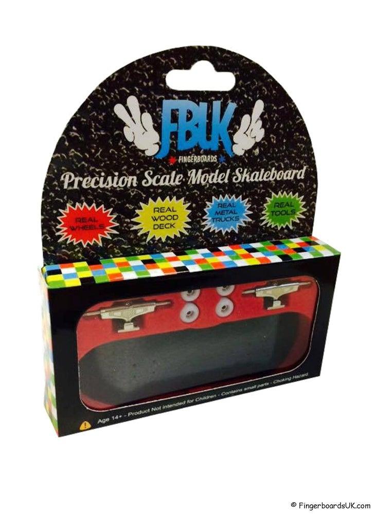Image of FBUK Blank Starter Setup - 32mm Black
