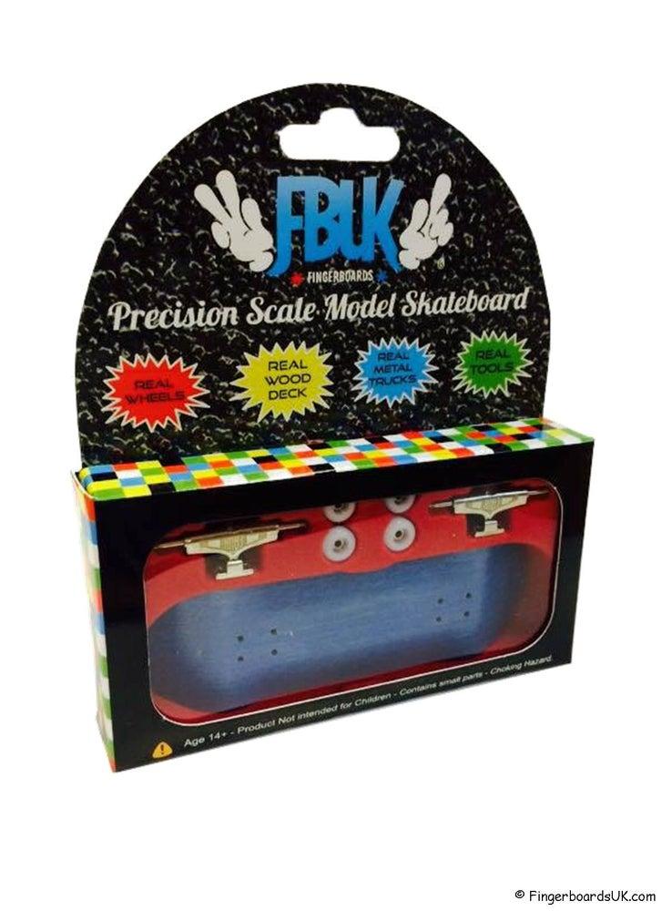 Image of FBUK Blank Starter Setup - 32mm Blue