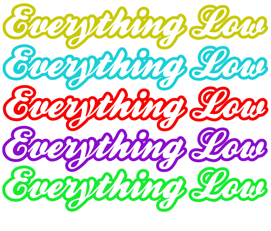Image of Stickers (Single Colored)