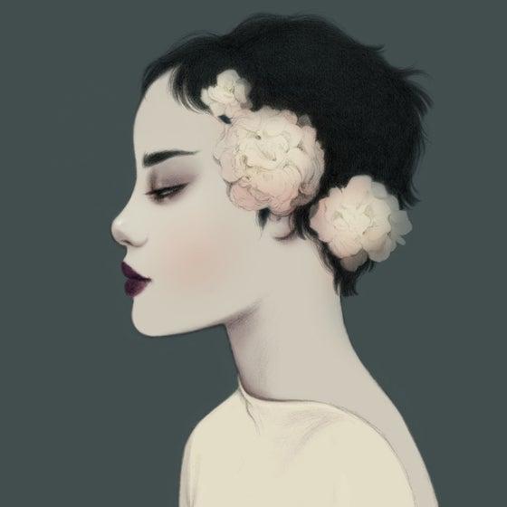 Image of White Lady