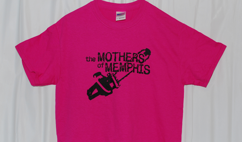 Image of Mothers of Memphis T-Shirt - pink