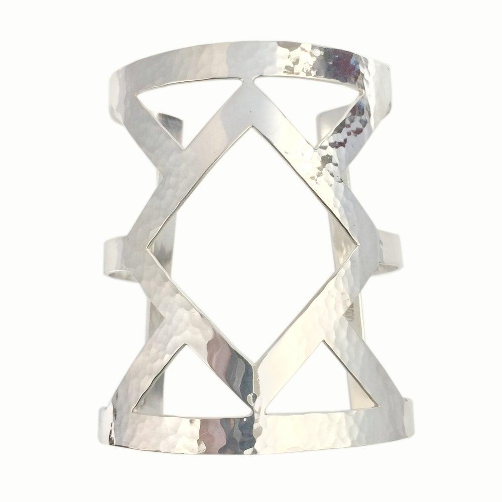 Image of Silver Odic Cuff
