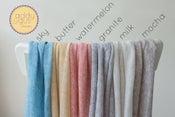 Image of Organic Linen Blend Wraps- Single wraps