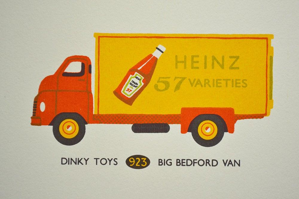 Image of Dinky Toys Heinz Van 50% Off