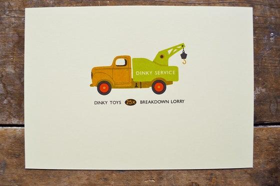 Image of Dinky Toys Breakdown Lorry