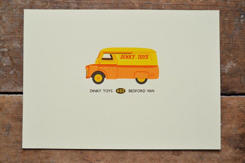 Image of Dinky Toys Van 50% Off