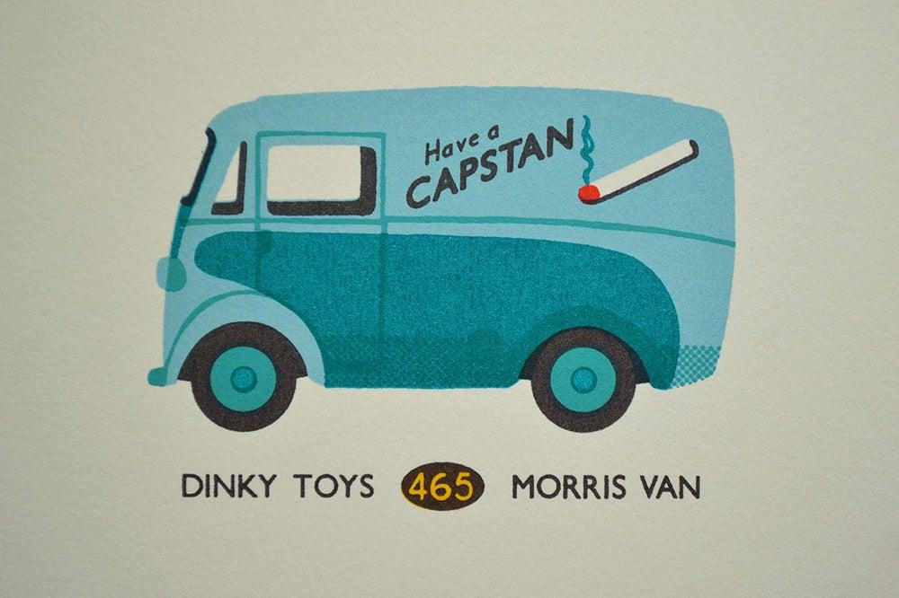 Image of Dinky Toys Capstan Van 50% Off