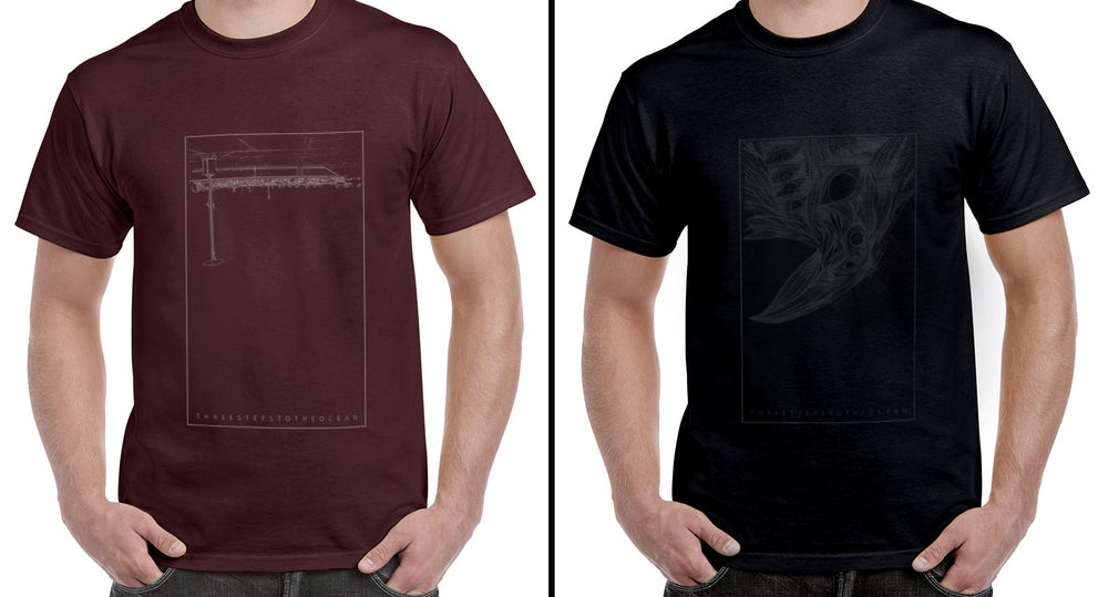 Image of T-Shirts MIGRATION LIGHT