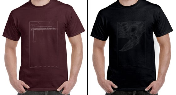 Image of T-Shirts MIGRATION LIGHT