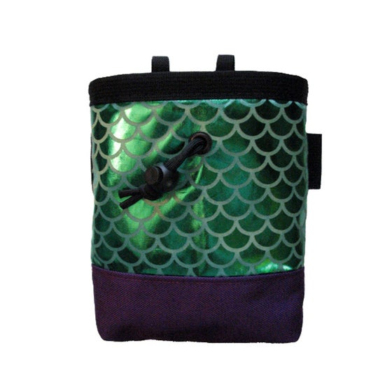 Image of mermaid chalk bag