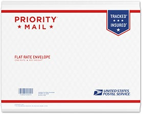 Image of USPS Priority Upgrade </p> **U.S. Only**