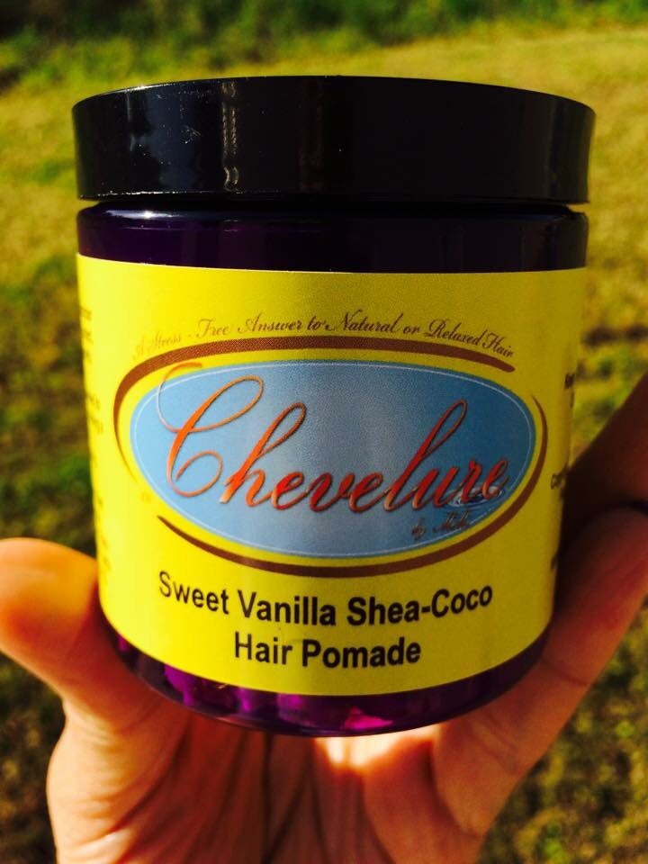 Image of Sweet Vanilla Shea CoCo Hair Pomade