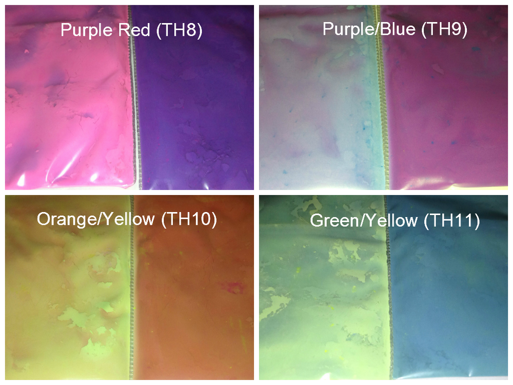 Image of Thermal Pigments/Color to Color <p> (5 gr.) </p> 15 Colors Available