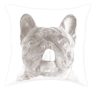 Image of French Bull Pillow
