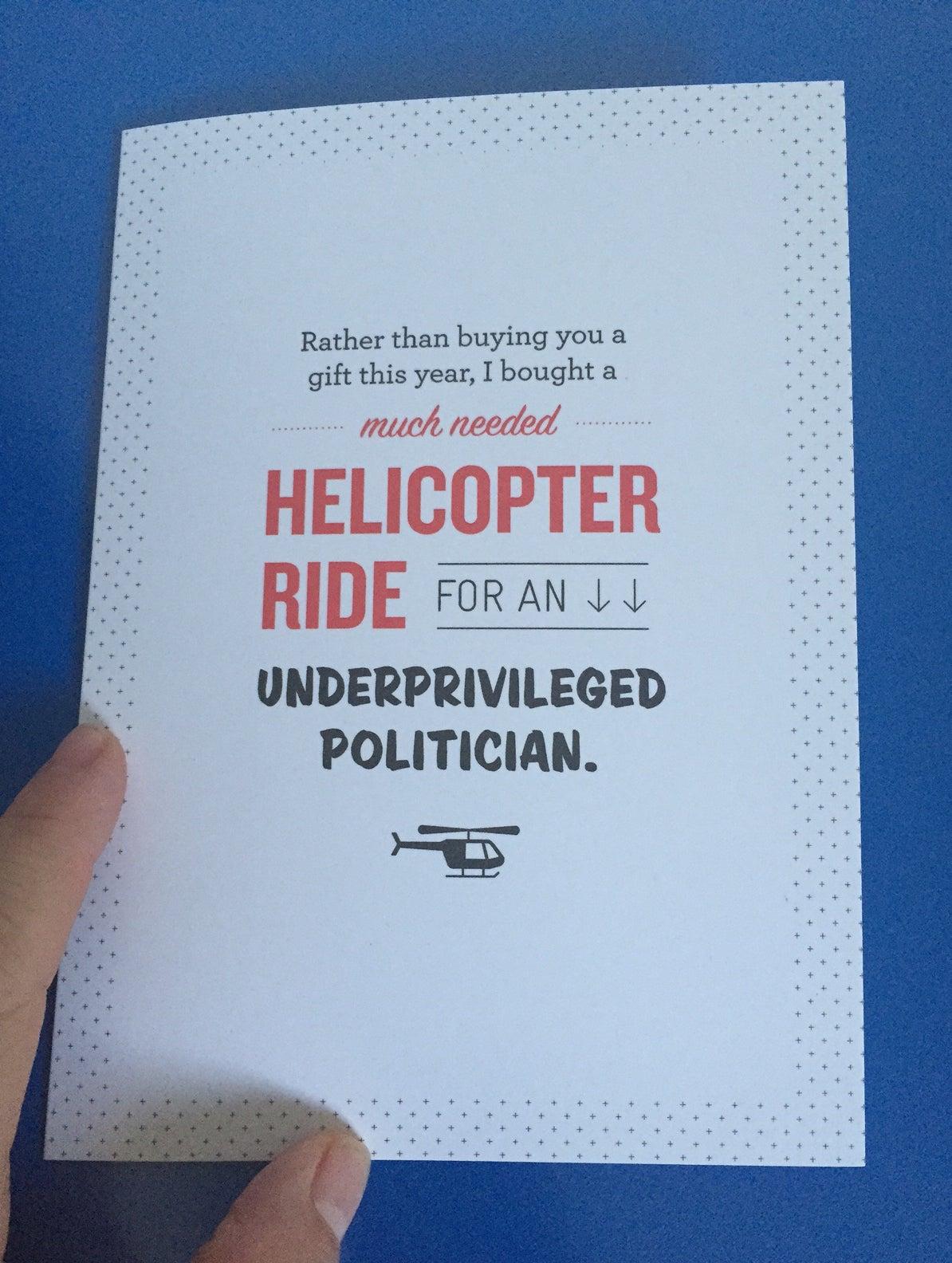 The Shovel Shop Political Gift Cards 3 Pack