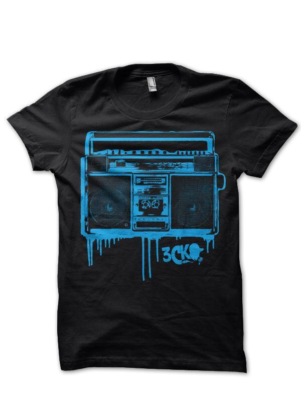 Image of Blue T-Shirt